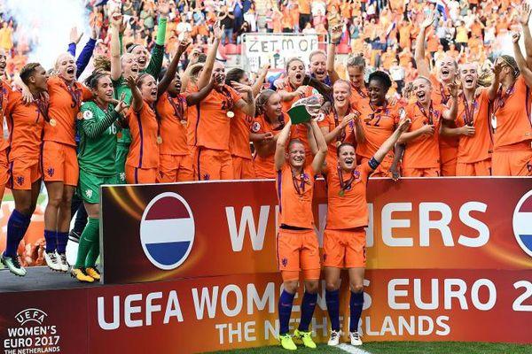 Euro féminin : Les Pays Bas, vainqueurs à domicile