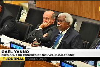 ONU : les loyalistes siegent au comité de décolonisation