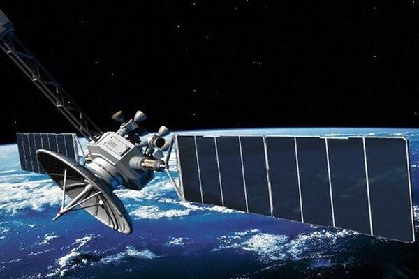 Satellite pour la guyane