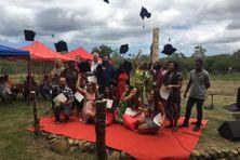 Les étudiants de Koné reçoivent leurs diplômes