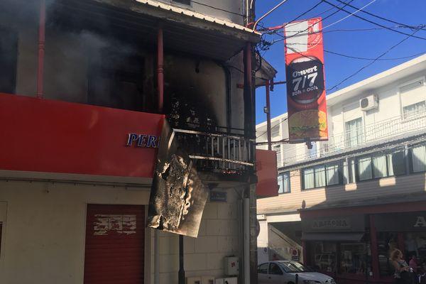 restaurant st denis incendie