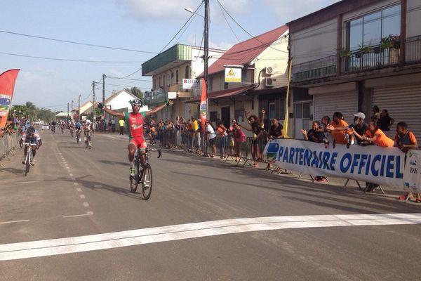 Marc-Joseph vainqueur à Saint-Laurent