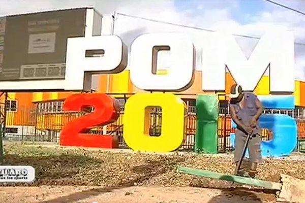 Jeux du Pacifique 2015