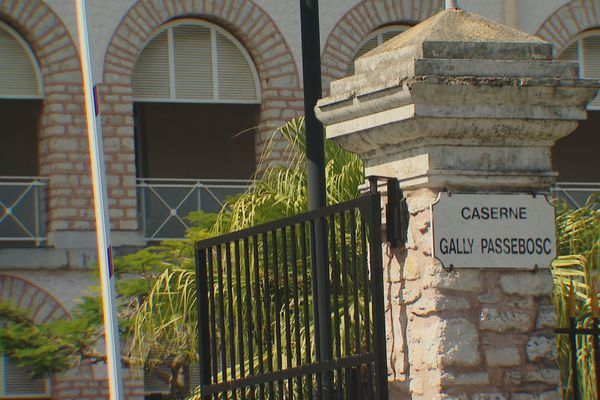 Armée Caserne Gally Passebosc