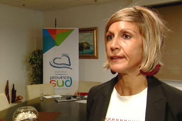 Julie Laronde, directrice de NCTPS, mai 2020