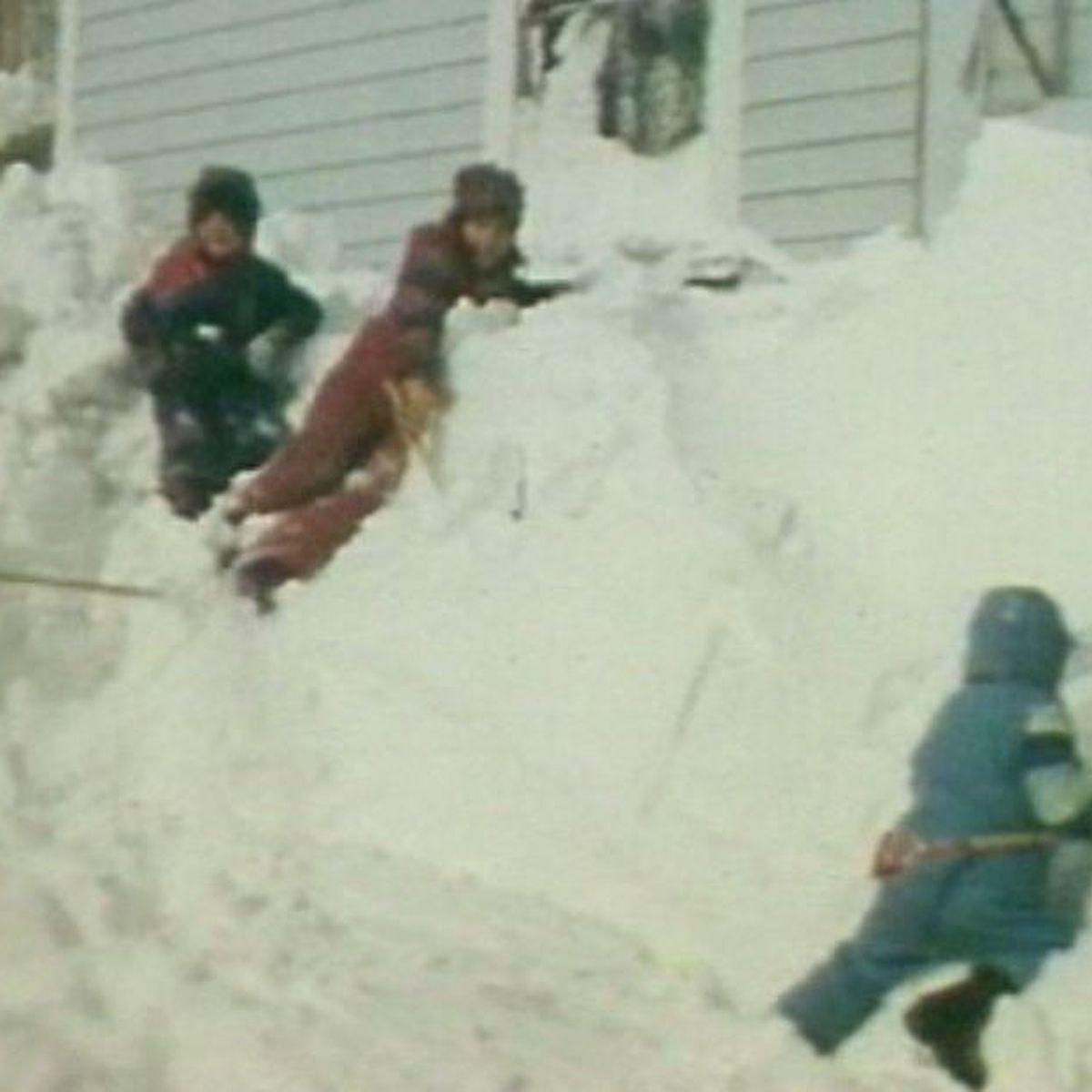 Souvenirs d'hivers à Saint-Pierre et Miquelon