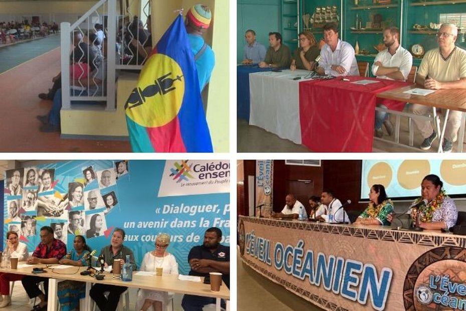 L'enjeu des municipales à l'échelle des partis - Nouvelle-Calédonie la 1ère
