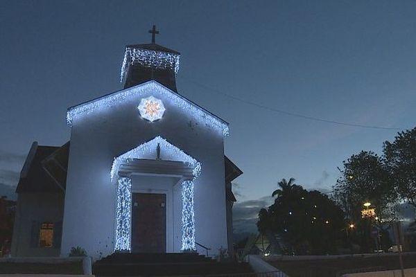 L'Ilet de Noël est installé à Sainte-Marie