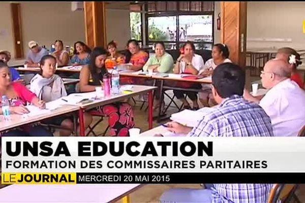 Jean Yves Rocca (UNSA national) : « il y a un besoin de formation énorme en Polynésie »