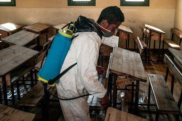 """Madagascar: risque """"modéré"""" de propagation régionale de la peste, selon l'OMS"""