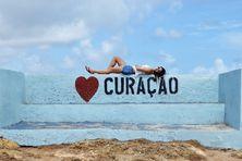 Célèbre spot photo de Curaçao