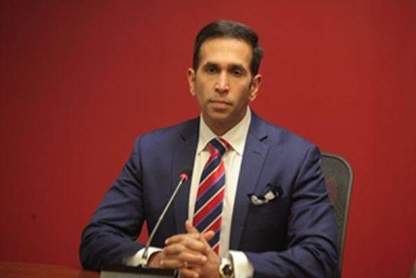Faris Al-Rawi ministre de la Justice de Trinidad et Tobago
