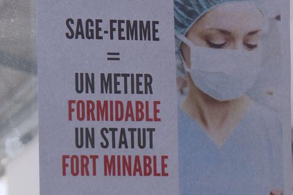 Slogan Sages Femmes