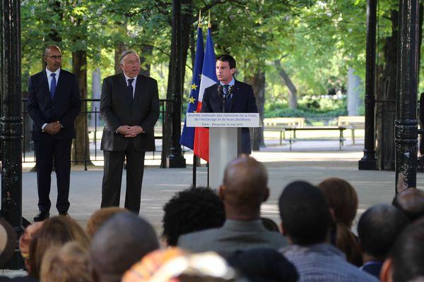 Manuel Valls // 10 mai 2015