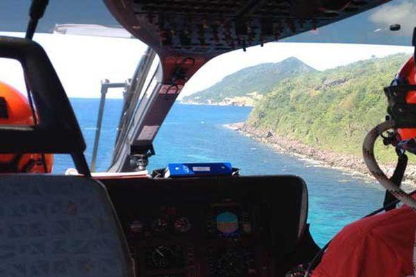 Recherches hélicoptère