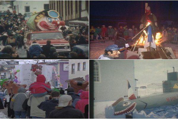 """Souvenirs des mardis gras d'antan à Saint-Pierre : """"On louait des costumes jusqu'à vider les placards"""""""