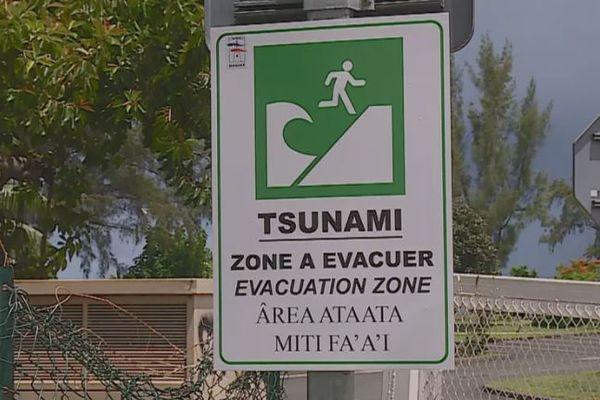 risque tsunami