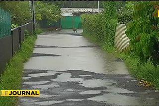 De la pluie, de la pluie, et encore de la pluie…