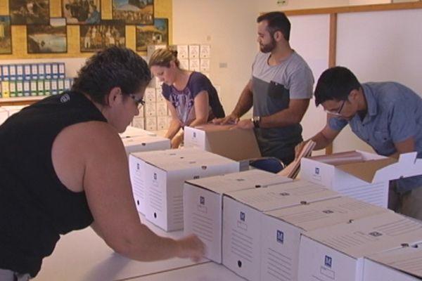 Litige électoral provincial