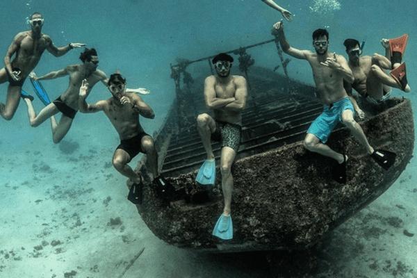 natation tahiti