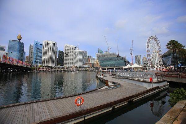 Sydney le 28 mars 2020
