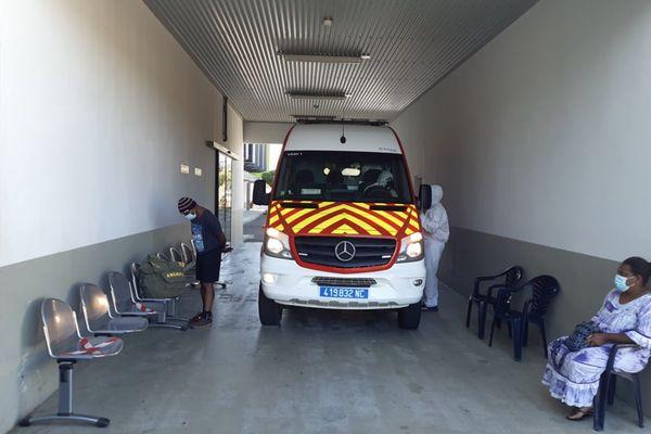 evasan ambulance koné