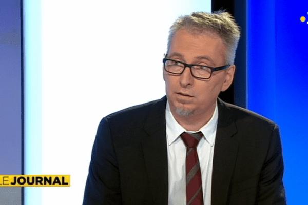 Député Stéphane Claireaux