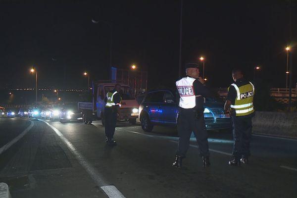 Contrôles de Police et Gendarmerie