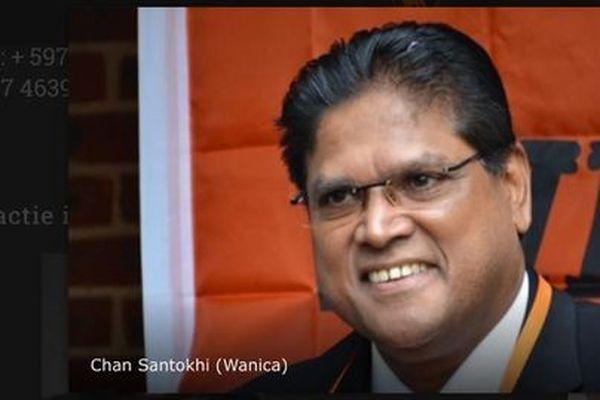 Chan Santokhi leader du VHP