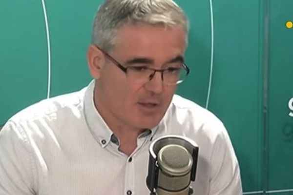 Pierre Paris le 13 mars 2019