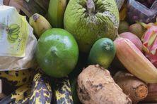 Panier de produits agricoles et agro-transformés