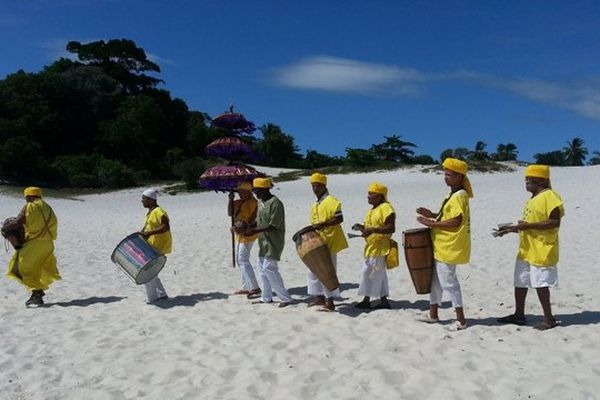 Groupe traditionnel de Bahia