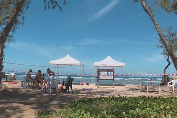 Réveillon nouvel an réservation emplacement plage ermitage a l'avance 301218