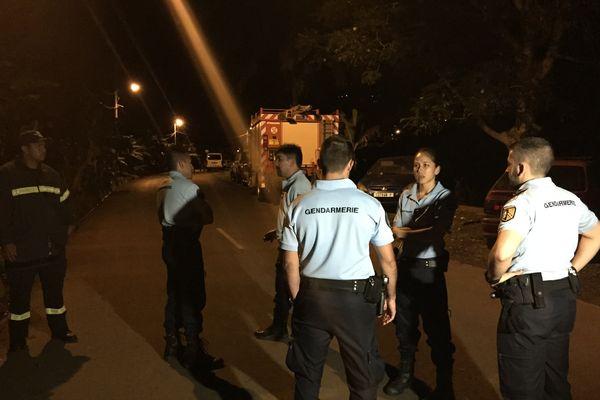 La gendarmerie empêche l'accès à la prison de Nuutania