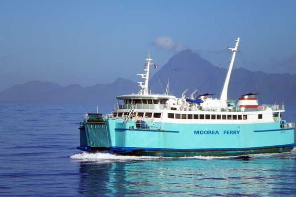 Moorea ferry Vanuatu