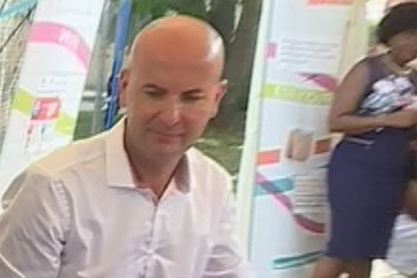 OLIVIER PELVOIZIN DIRECTEUR DE POLE EMPLOI GUADELOUPE ILES DU NORD