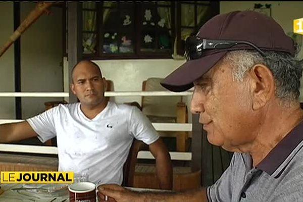Tetuahau Temaru en course pour les Européennes