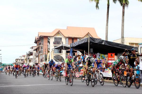 Victoire de Denis Chong Wa à Cayenne