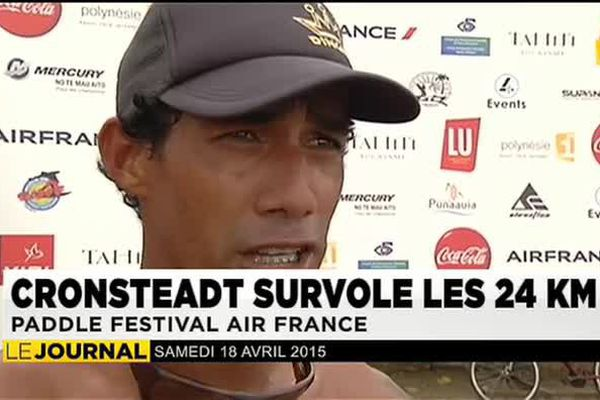 Paddle Air France Festival : Cronsteadt et Tauhiro en champions