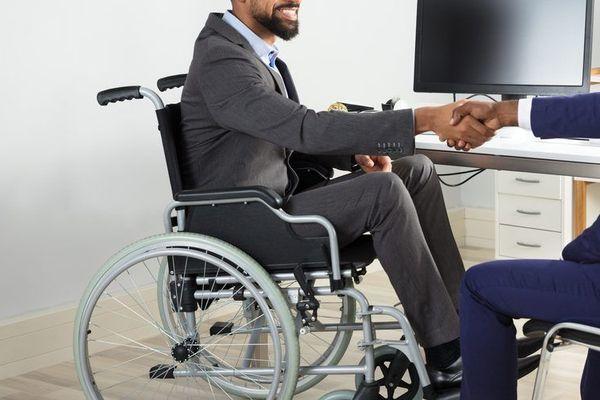 l'emploi des personnes en situation de handicap