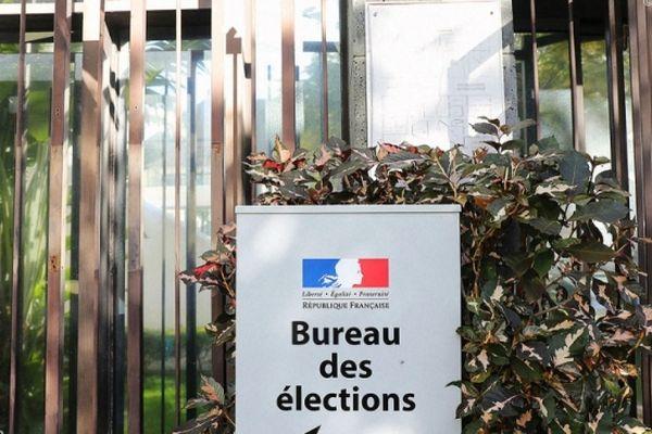 bureau des élections en préfecture