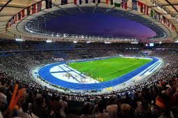 Championnats d'Europe de Berlin