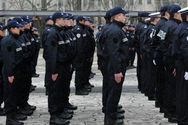 Elèvs policiers