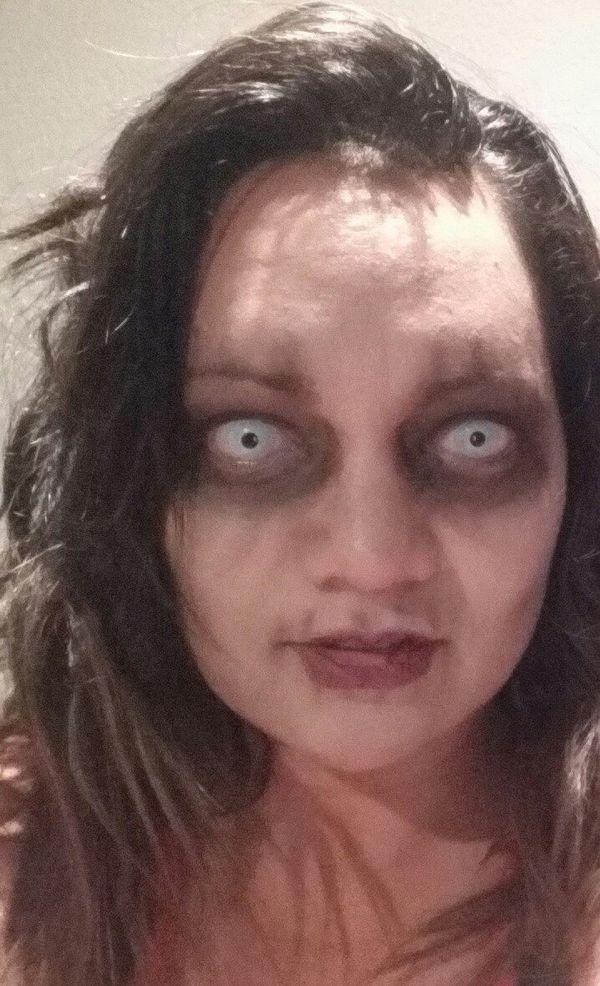 Défi Halloween1ere : Tam Maru