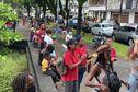 Confinement : une centaine de citoyens, réunis à l'appel de l'ODAC, pour protester contre les nouvelles mesures