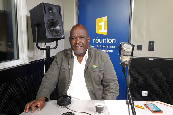 """Olivier Bancoult, président association """" Groupe Réfugiés Chagos """""""