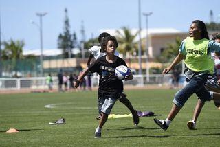 Sport Action s'adresse à tous les jeunes à partir de 8 ans.