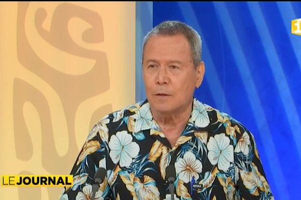 Invité du journal : Rony Tumahai, maire de Punaauia
