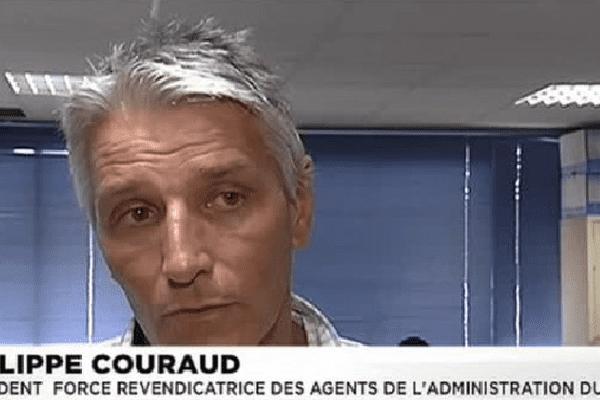 Philippe Couraud, président de la FRAAP