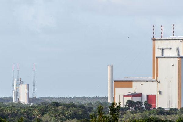 Base de Kourou en Guyane